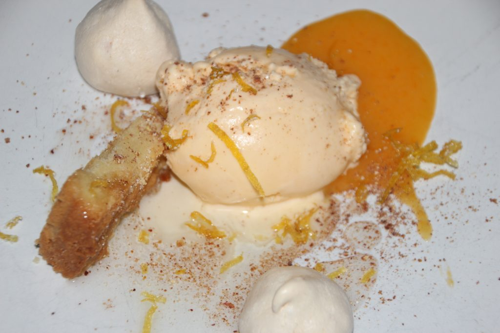 Lemon Plate for Pudding